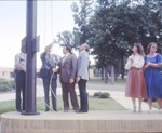 Texas Eastern University Flag Raising by University of Texas at Tyler