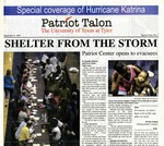 Patriot Talon(Special Cover of Hurricane Katrina) Special Issue No.1 (2005)