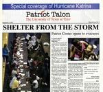 Patriots Talon Special Coverage of Hurricane Katrina Issue No.1