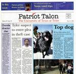 Patriot Talon Volume 37 Issue 10