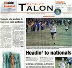 Patriot Talon Vol.39 Issue 5 (2007)