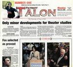 Patriot Talon Vol.39 Issue 10 (2008)