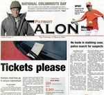 Patriot Talon Vol. 39 Issue 13 (2008)