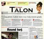 Patriot Talon Vol. 40 Issue 2 (2008)