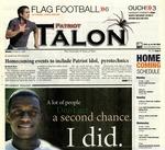 Patriot Talon Vol. 40 Issue 5 (2008)
