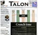 Patriot Talon Vol. 40 Issue 7 (2008)