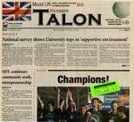 The Patriot Talon Vol. 40 Issue 10 (2008)