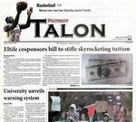 Patriot Talon Vol. 40 Issue 14 (2009)