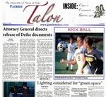 Patriot Talon Vol. 41 Issue 3 (2009)