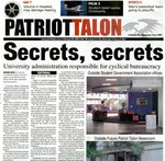 Patriot Talon Vol. 43 Issue 2 (2011)