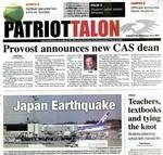 Patriot Talon Vol. 43 Issue 4 (2011)
