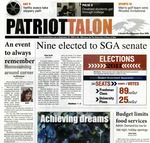 Patriot Talon Vol. 45 Issue 2 (2011)