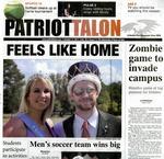 Patriot Talon Vol. 46 Issue 3 (2011)