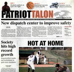 Patriot Talon Vol. 45 Issue 3 (2012) by Archives Account