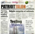 Patriot Talon Vol. 45 Issue 4 (2012) by Archives Account