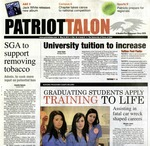 Patriot Talon Vol. 45 Issue 6 (2012) by Archives Account
