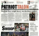 Patriot Talon Vol. 46 Issue 1 (2012) by Archives Account