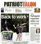 Patriot Talon (Sept.11, 2019)