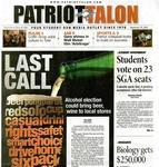 Patriot Talon (Sept. 25, 2012) by Archives Account