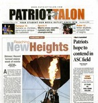 Patriot Talon ( Nov. 6, 2012)