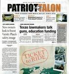 Patriot Talon (Jan. 29, 2013) by Archives Account