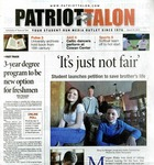 Patrtiot Talon ( March 19, 2013)