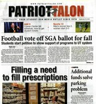 Patriot Talon ( Sept. 10, 2013 ) by Archives Account