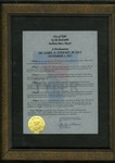 James H. Stewart Day Proclamation by Archives Account