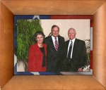 Photo with former President George H. W. Bush by Archives Account