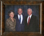 Photo with former President George W. Bush by Archives Account