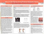 Effect of Light Therapy Among Peripheral Neuropathy Patients by Lauryn Ahrns, Allison Carrigan, and Arturo A. Arce-Esquivel