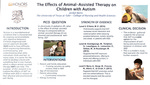 The Effects of Animal-Assisted Therapy on Children with Autism