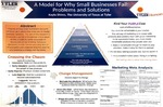 A Model for Why Small Businesses Fail: Problems and Solutions