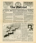 The Patriot Vol. 21 no. 1 (1993)