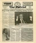 The Patriot Vol. 21 no. 2