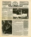 The Patriot Vol. 21 no. 5