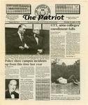 The Patriot Vol. 21 no. 6
