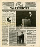 The Patriot Vol. 21 no. 7