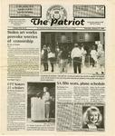 The Patriot Vol. 21 no. 8