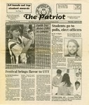 The Patriot Vol. 21 no. 13