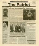 The Patriot Vol. 22 no. 3 (1994)