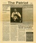 The Patriot Vol. 24 no. 10 (1996)