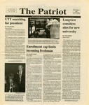 The Patriot Vol. 26 no. 1 (1997)