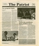 The Patriot Vol. 26 no. 2 (1997)