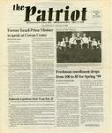 The Patriot Vol. 27 no. 8 (1999)