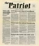 The Patriot Vol. 27 no. 12 (1999)