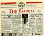 The Patriot Vol. 28 no. 6 (7)