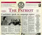 The Patriot Vol. 28 no. 6 (9)