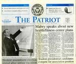 The Patriot Vol. 28 no. 10 (2000)