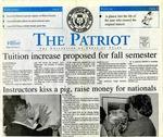 The Patriot Vol. 28 no. 12 (2000)